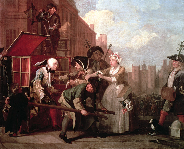 Hogarth Paintings Images