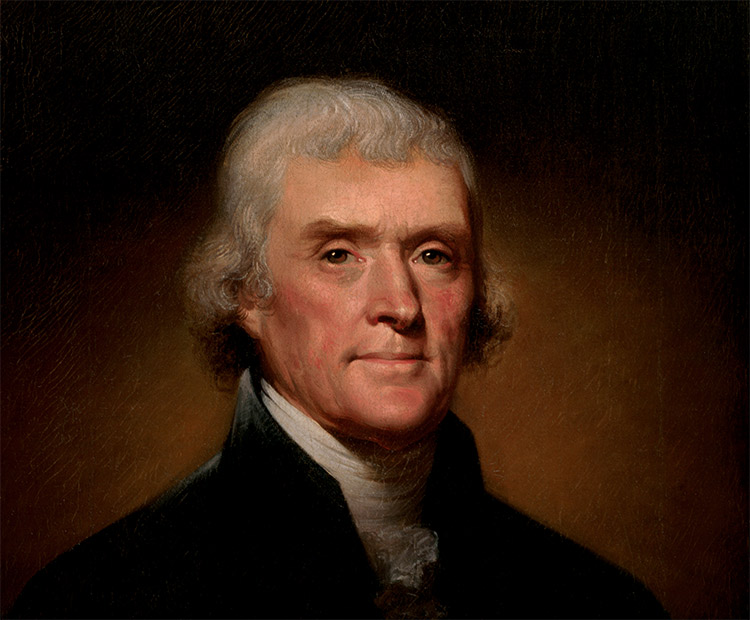 thomas jefferson orignial pragmatist With rumors everywhere of bush's choosing judge edith clement of the fifth circuit to replace justice o'connor on the supreme court, it seems extremely likely that a judge with a lot of unexpressed opinions will be the challenge for democratic senators so what do you ask a blank slate law.