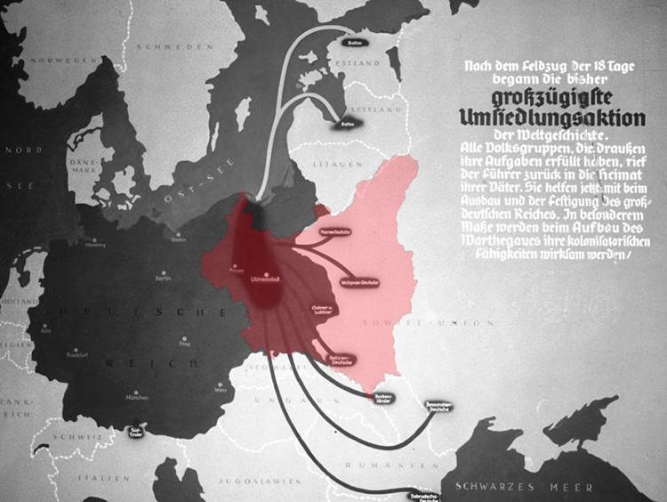 lebensraum policy or rhetoric history today