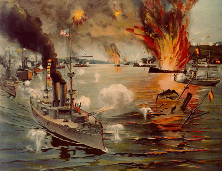 The Spanish-American War | History Today