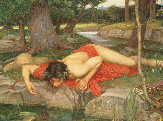 The Myth of Narcissus | History Today