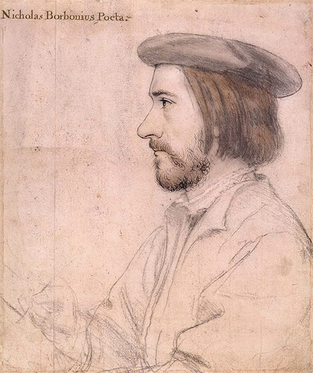 Portrait by Hans Holbein the Younger, 1535