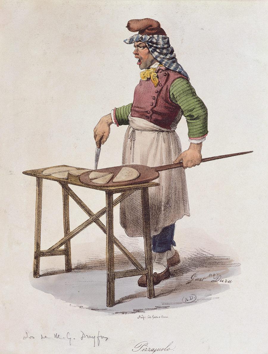 A History of Pizza thumbnail