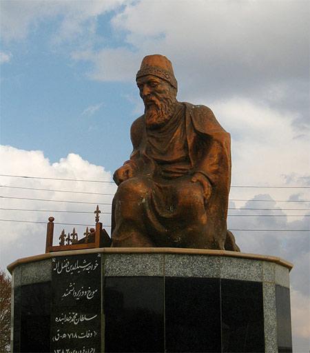 رشيد الدين فضل الله الهمذاني قامة تاريخية كبيرة ذات طابع موسوعي
