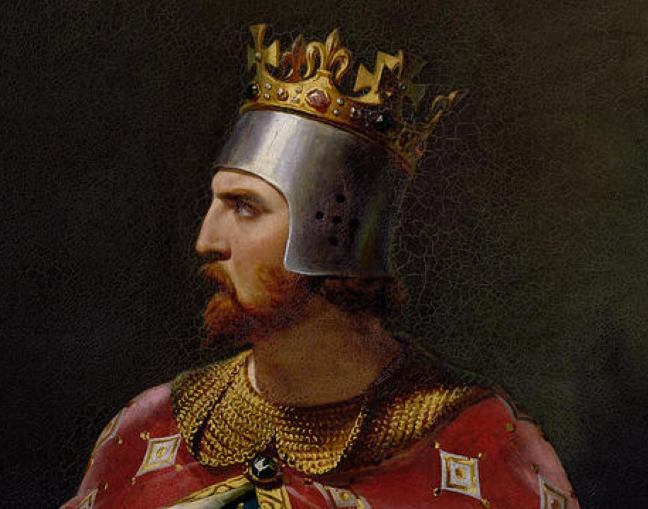 19th-century portrait of Richard the Lionheart by Merry-Joseph Blondel