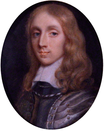 Portrait of Richard Cromwell