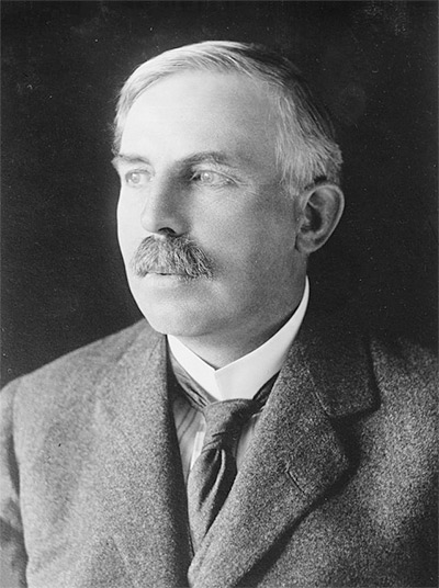 Ernest Rutherford's Nobel Prize | History Today