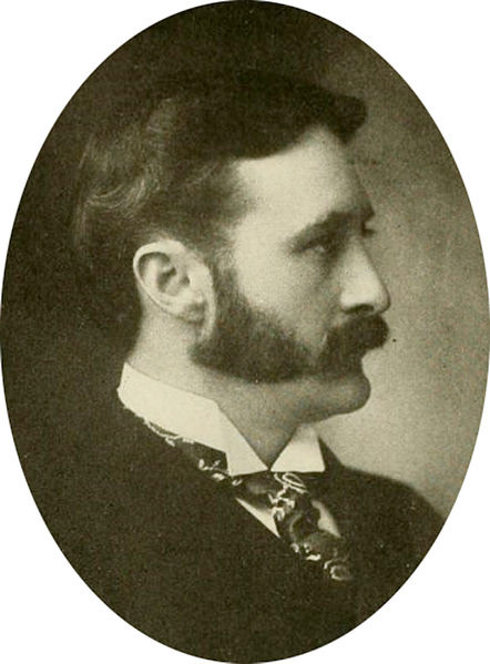 Harry Gordon Selfridge circa 1880.