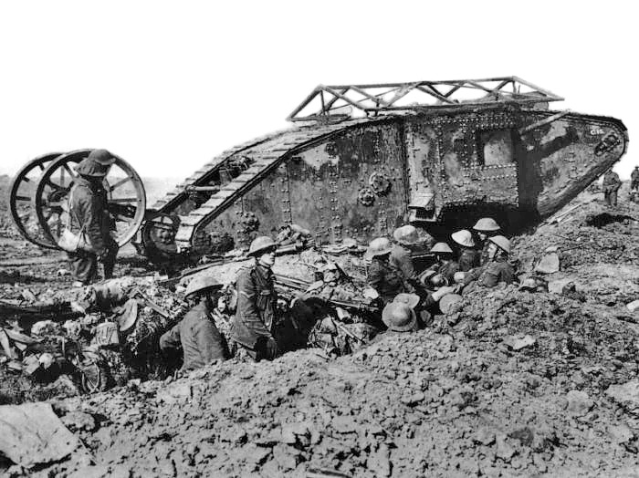 The Texture of the Somme, 1916