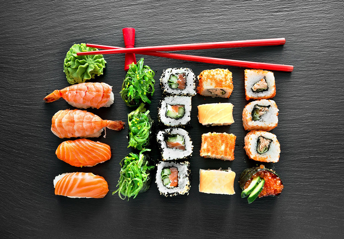 A Short History of Sushi