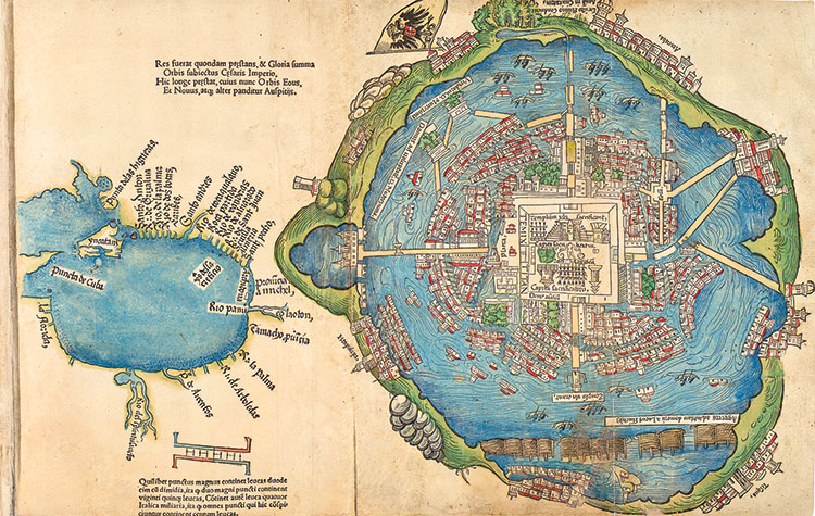 tenochtitlan 1524 history today