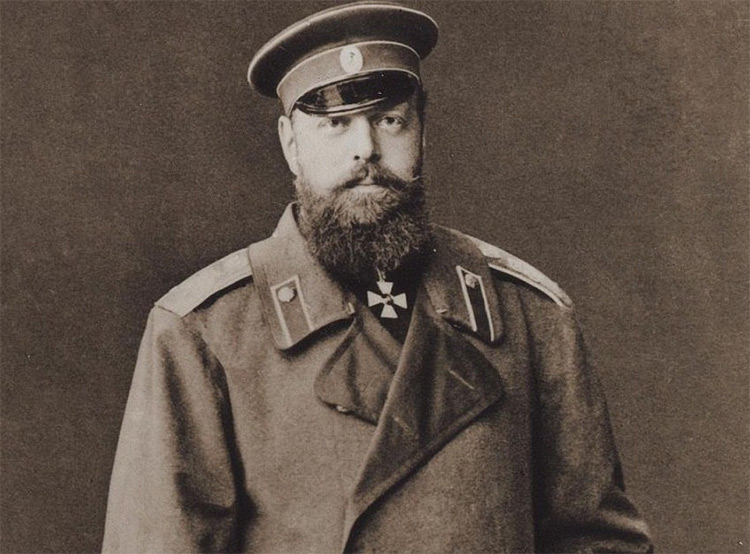 Alexander III of Russia   Hist...