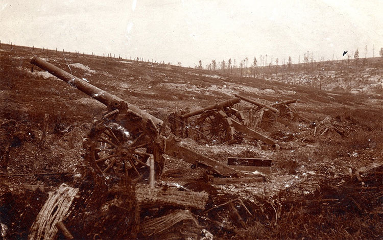 The Mill On The Meuse Verdun 1916 History Today