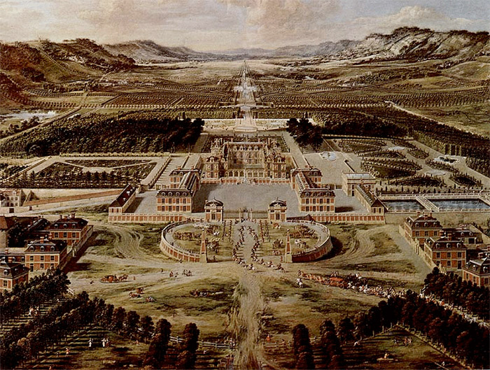Versailles: The Making of a Palace