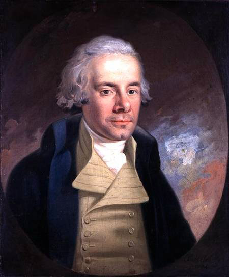 William Wilberforce by Karl Anton Hickel, c. 1794