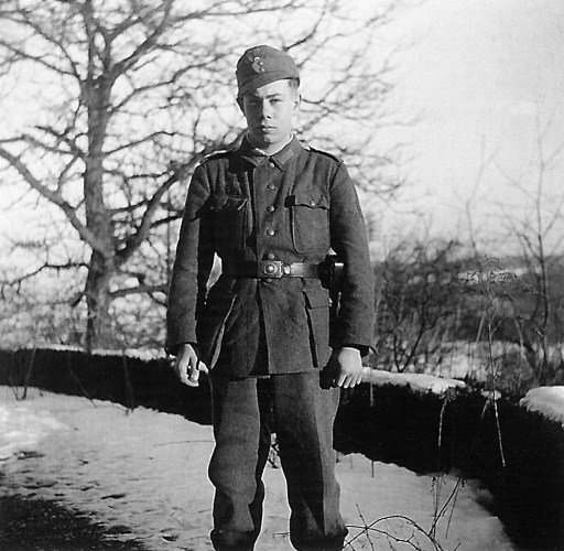 Wolfram in uniform