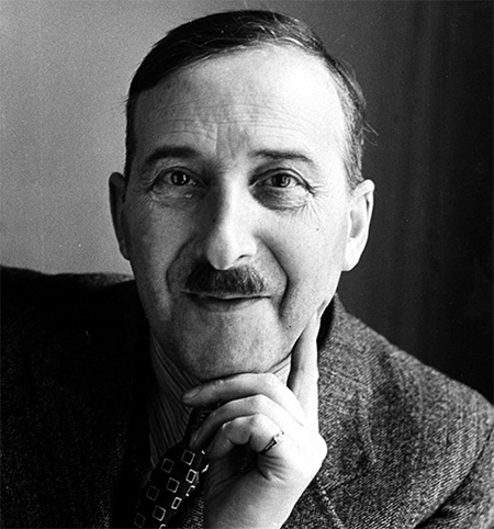 Image result for stefan zweig