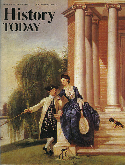 Front cover of the July 1979 issue.