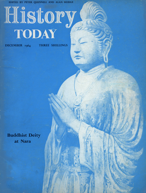 Front cover of the December 1964 issue.