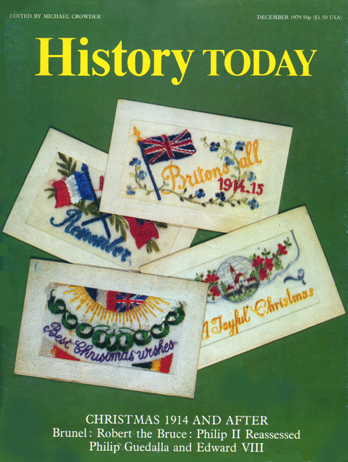Front cover of the December 1979 issue.