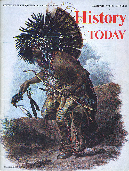 Front cover of the February 1978 issue.