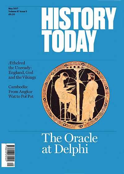 Front cover of the June 2017 issue.