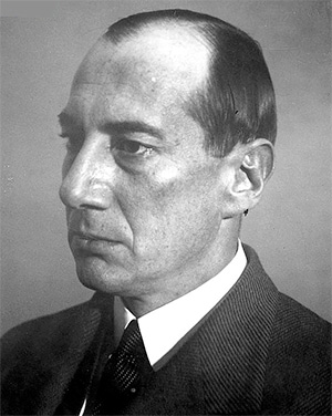 Józef Beck, Polish foreign minister in the 1930s