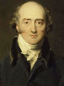 George Canning, by Richard Evans