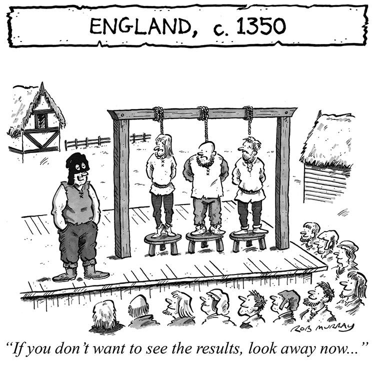 Alternative Histories: England...