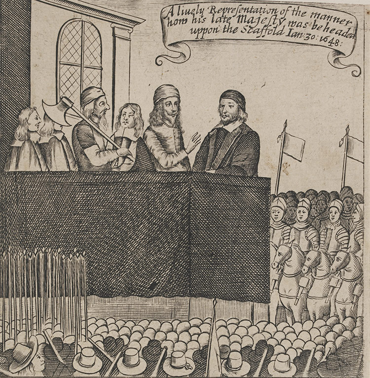 Cause and Effect Essay: The Execution of King Charles I