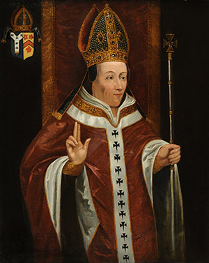 Man for All Souls: Henry Chichele in a 15th-century portrait