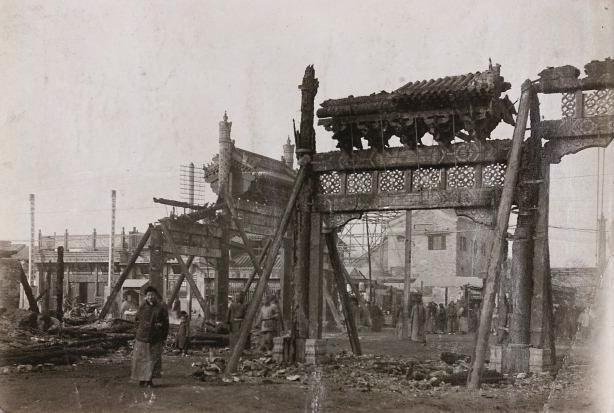 Die chinesische Revolution von 1911  Die gescheiterte