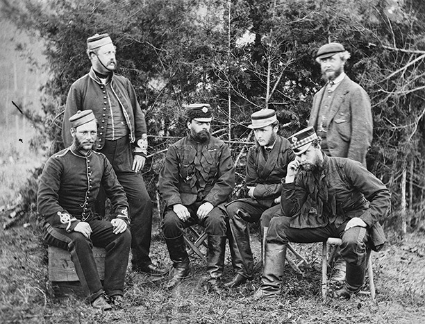 an analysis of the black soldiers in the civil war of the united states of america The confederate soldiers of the united states of america were also organized by military specialty like the union soldiers and it included cavalry, artillery and infantry there were several armies in the confederate states army and only a few soldiers constituted a platoon or a squad.