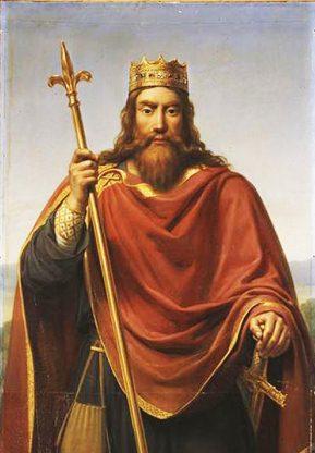 Merovingian ruler Clovis I