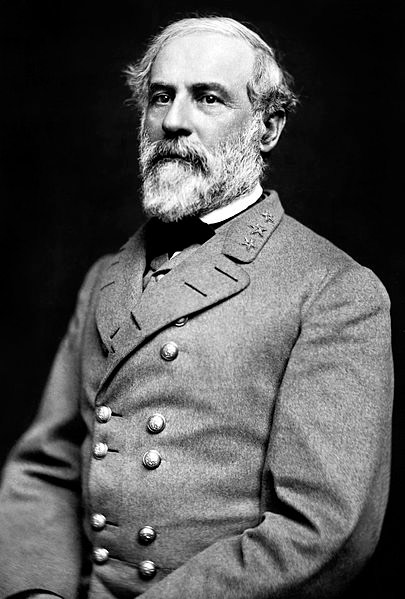 Robert E. Lee in 1863