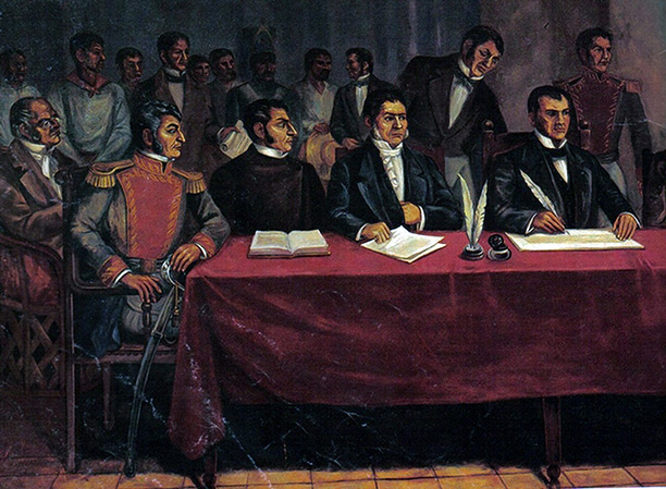 Declaration of independence: the Congress of Chilpancingo, 1813