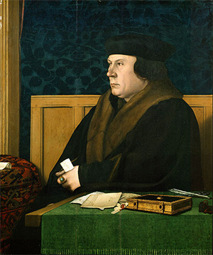 Thomas Cromwell, after Hans Holbein the Younger, c. 1540