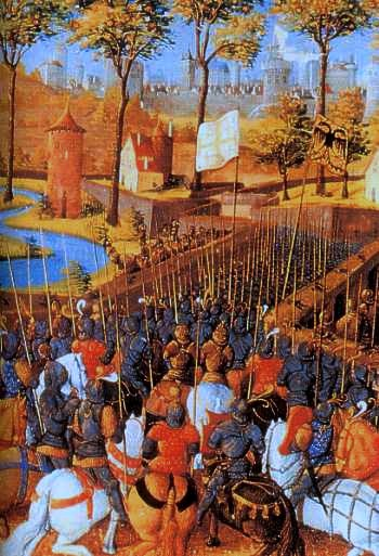 Siege of Damascus, second crusade