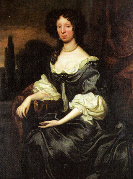 Anne, Duchess of Hamilton, attributed to Godfrey Kneller, late 17th century
