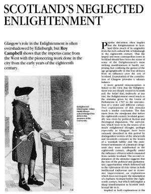 the scottish enlightenment essays in interpretation
