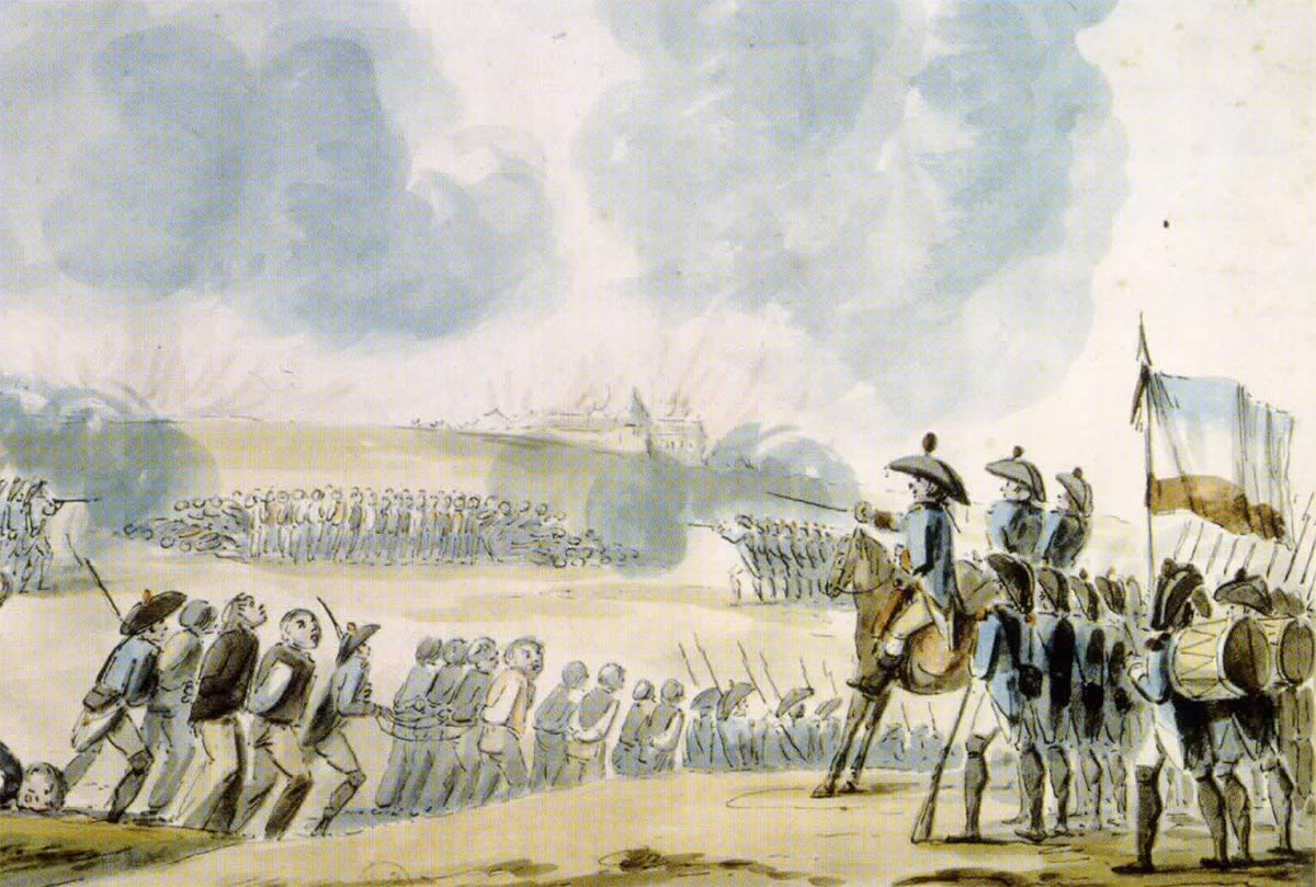 Mass shootings at Nantes, 1793