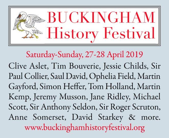 Buckingham History Festival