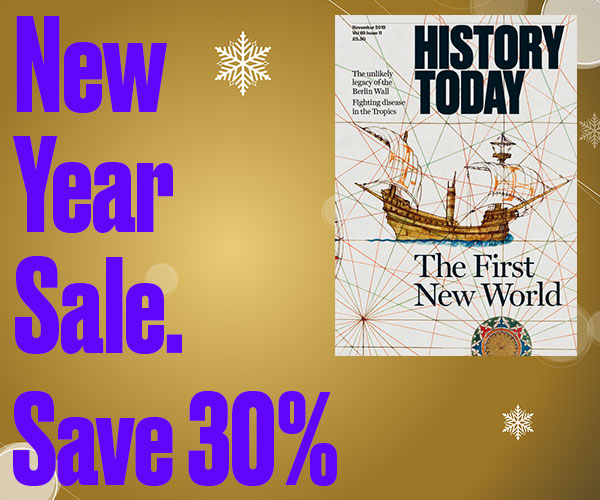 History Today New Year Sale