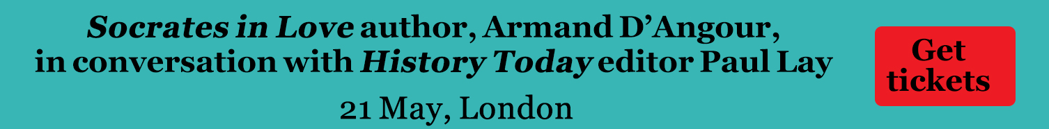 Event: History Today at Hatchards, Socrates
