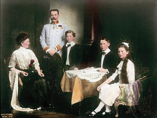 Birth of the Archduke Franz Ferdinand | History Today