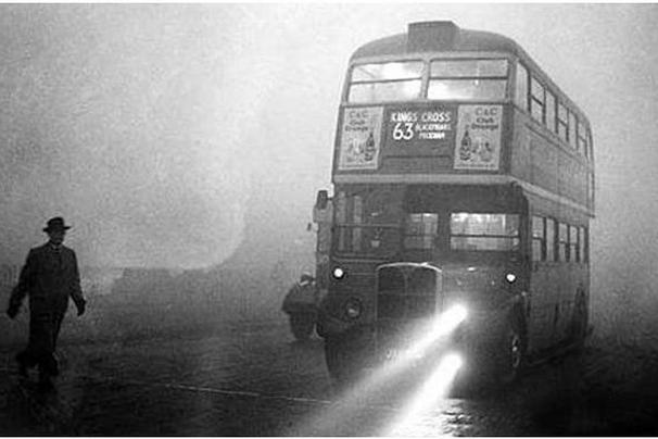 The Great Smog History Today