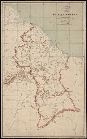 British Guiana, 1908