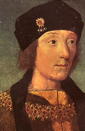 Young Henry VII, by a French artist (Musée Calvet, Avignon)