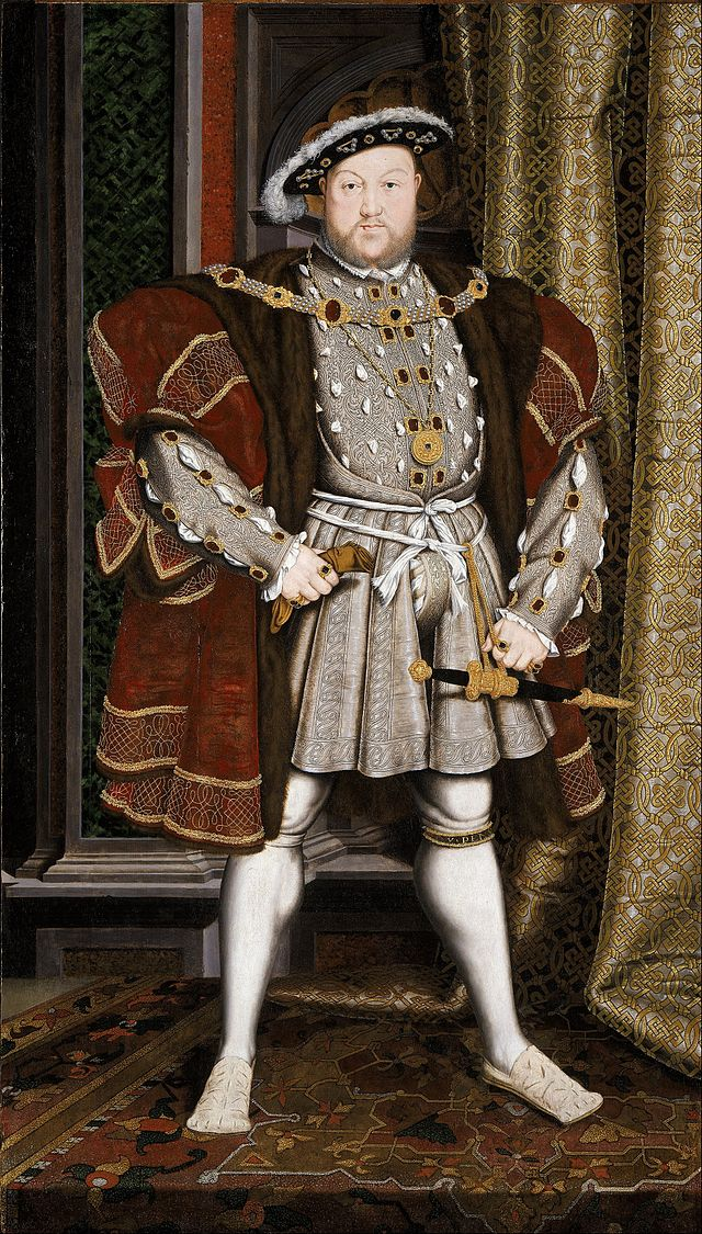 King Henry VIII after Hans Holbein the Younger, Walker Art Gallery, Liverpool