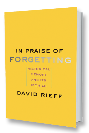 Front cover of 'In praise of forgetting'